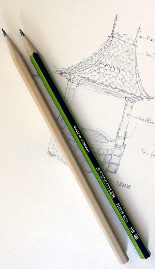 Noris Eco Pencils